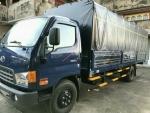 Giá xe tải HD120SL thùng dài 6m2 cực ưu đãi, hỗ trợ trả góp lãi suất thấp