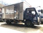 Báo giá xe tải 3.5 tấn IZ65 Đô Thành thùng kín
