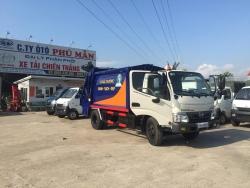 Công ty Ô tô Đại Phát - chi nhánh Công ty Ô tô Phú Mẫn chuyên kinh doanh các loại xe tải, xe chuyên dùng thương hiệu Hino, Hyundai, Suzuki, Isuzu, Howo, Dongfeng, Jac, Veam, Faw