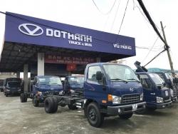 Đại lý xe tải Vũ Hùng phân phối chính hãng xe tải Hyundai, xe ben Hyundai, các loại xe chuyên dùng chất lượng cao, giá cạnh tranh