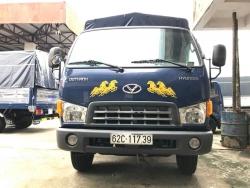 6 lý do nên mua xe tải 8 tấn thùng dài Đô Thành HD120SL