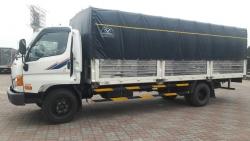 Kinh nghiệm mua bán xe tải Hyundai 8 tấn HD120SL Đô Thành