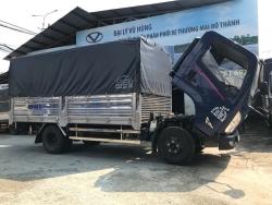 Báo giá xe tải 3.5 tấn Hyundai IZ65 thùng mui bạt