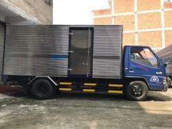 Báo giá xe tải 2.5 tấn Hyundai IZ49 thùng kín, hỗ trợ vay trả góp lãi suất thấp, giao xe nhanh