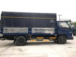 Đại lý bán xe tải 2.5 tấn Hyundai IZ49 thùng mui bạt giá rẻ nhất