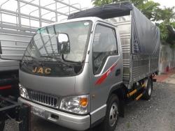 Báo giá xe tải jac 2.4 tấn các loại thùng hàng, cam kết giá rẻ nhất