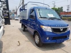 Báo giá xe tải Kenbo 990kg thùng dài 2m7, trả góp 80% giá trị xe, xe có sẵn giao ngay