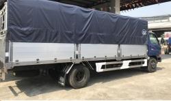Tư vấn đánh giá chi tiết xe tải Hyundai 8 tấn HD120SL