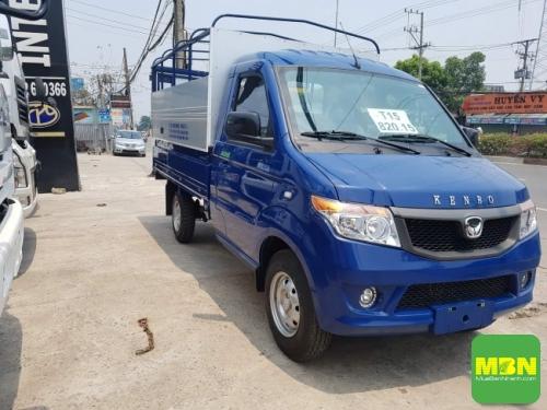 Mua xe tải Kenbo 990kg trả góp lãi suất thấp, hỗ trợ vay 80%, miễn phí giao xe toàn quốc