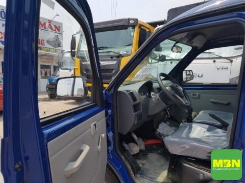 Đánh giá xe tải Kenbo 990kg về nội thất