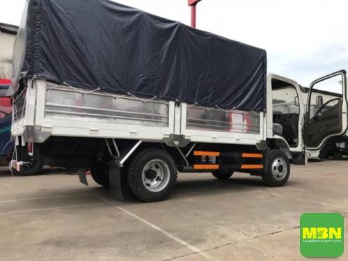 Tổng quan về ngoại thất xe tải Daehan Tera 240 2.4 Tấn