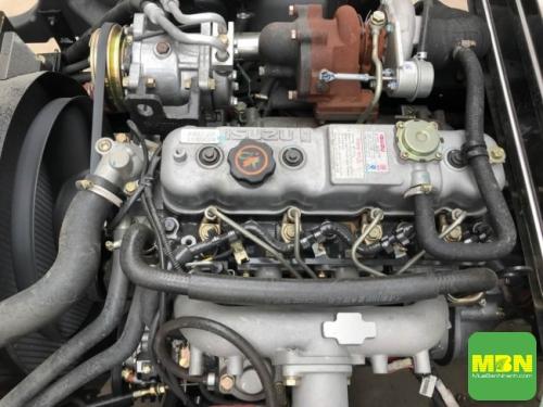 Tổng quan về động cơ xe tải Daehan Tera 240 2.4 Tấn
