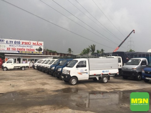 mua xe tải trả góp tại ô tô đại phát