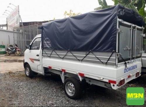 Xe tải nhẹ dưới 1 tấn của Dongben