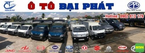 Xe tải nhỏ giá bao nhiêu? Mua xe tải nhỏ giá rẻ ở đâu tại Bình Dương