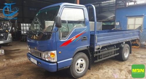 Giá xe tải Jac 2.4 tấn thùng lửng