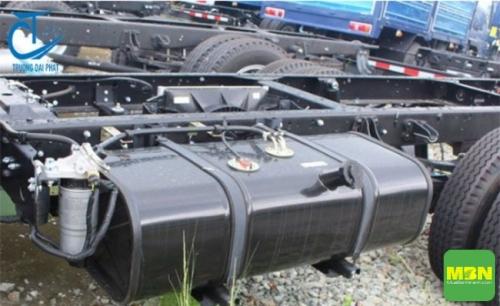 Đánh giá trang bị động cơ và khả năng vận hành xe tải Jac 2.4 tấn