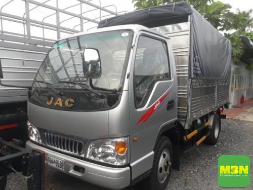 Đánh giá ngoại thất xe tải Jac 2.4 tấn
