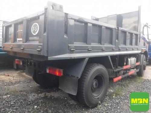 Thùng xe ben Trường Giang 7.7 tấn