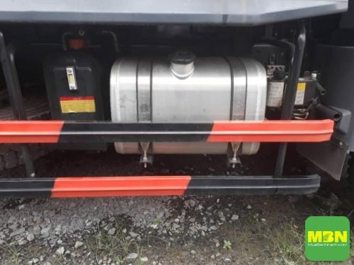 Đánh giá động cơ xe ben Trường Giang 7.7 tấn