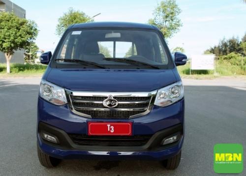 Đánh giá xe tải dưới 1 tấn mới nhất: Xe tải Trường Giang T3 cabin kép 810kg giá rẻ nhất thị trường