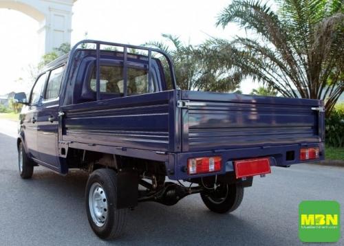 xe tải cabin kép Trường Giang T3 810kg - 3