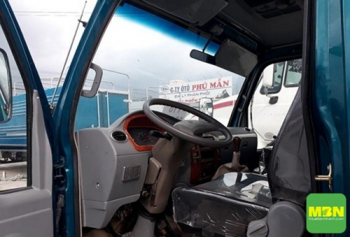 cabin xe tải Chiến Thắng 3.5 tấn