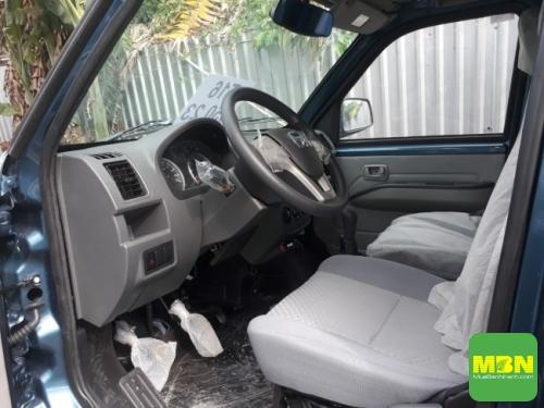 Trang bị nội thất xe tải van Kenbo 5 chỗ