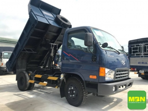 Giá xe ben Hyundai HD65 2.5 tấn tại TPHCM