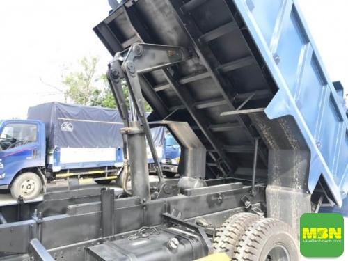 Động cơ – Khung gầm xe ben Hyundai HD99