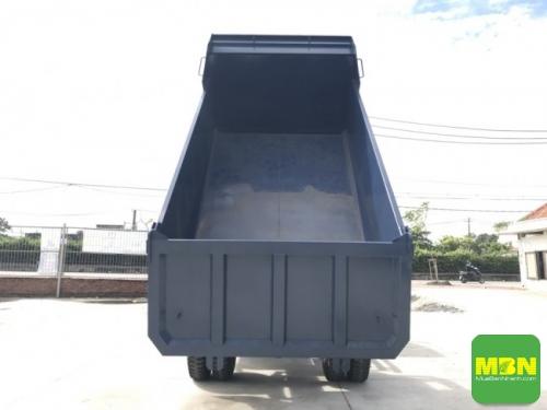 Xe ben 6 tấn hyundai HD99 - 4