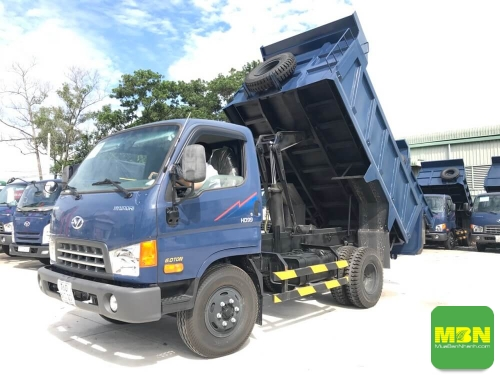 Giá xe ben Hyundai HD99 6 tấn bao nhiêu?, 28, Uyên Vũ, Xe Tải Nhanh, 19/09/2018 11:15:44