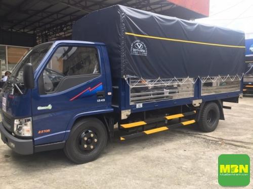 Đánh giá xe tải Iz49 Đô Thành 2.5 tấn Euro 4, 30, Ngọc Diệp, Xe Tải Nhanh, 05/10/2018 13:20:21