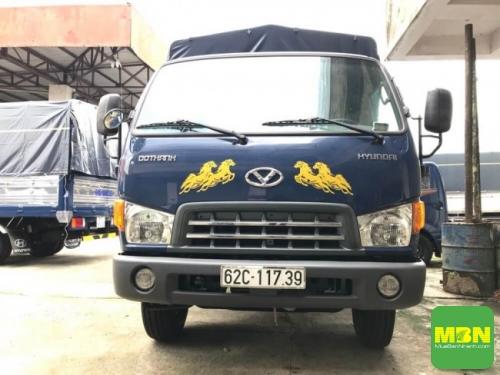 cabin xe tải hd120sl đô thành 8 tấn