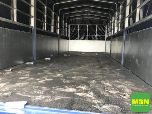 thùng xe tải hd120sl đô thành 8 tấn