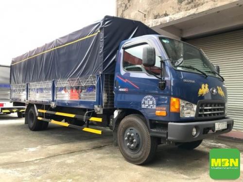 Nhược điểm xe tải Hd120SL 8 tấn của Hyundai Đô Thành