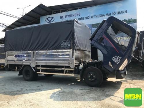 động cơ xe IZ65 Đô Thành 2.5 tấn