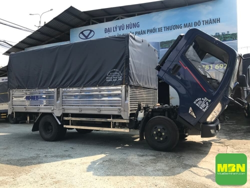 Báo giá xe tải 2.5 tấn Hyundai IZ65 Euro 4 mới nhất, 32, Uyên Vũ, Xe Tải Nhanh, 08/10/2018 11:48:23