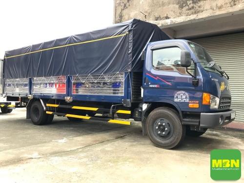Báo giá xe tải Hyundai 8 tấn HD120sl Đô Thành, 33, Uyên Vũ, Xe Tải Nhanh, 08/11/2018 10:45:31