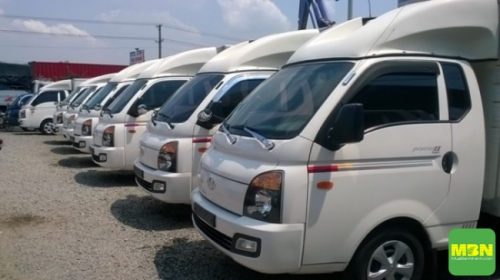 Hyundai Việt Nam lắp ráp trong nước
